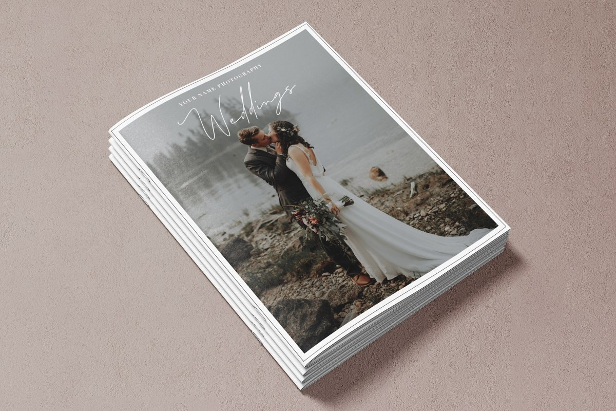 Radiant Wedding Photography Magazine