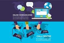 Technical support call center