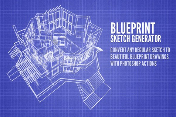 Blueprint mega bundle patterns creative market malvernweather Image collections