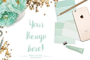 Minted Styled Stock2:MOVABLE LAYERS