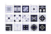 Resonance - Geometric Patterns