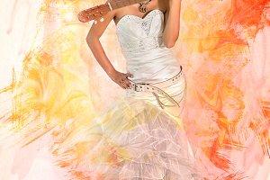 Rocking Bride