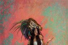 Aztec Bride