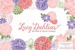 Wildflower Clipart & Vectors