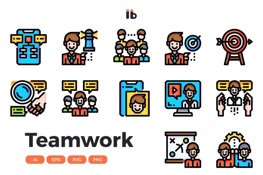 30 Team work