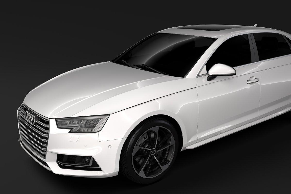 Audi A4 L 45 TFSI quattro S line B9