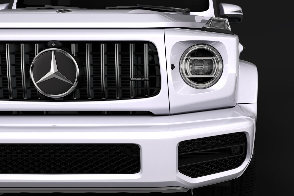 Mercedes AMG G 63 W463 2019 Limousin