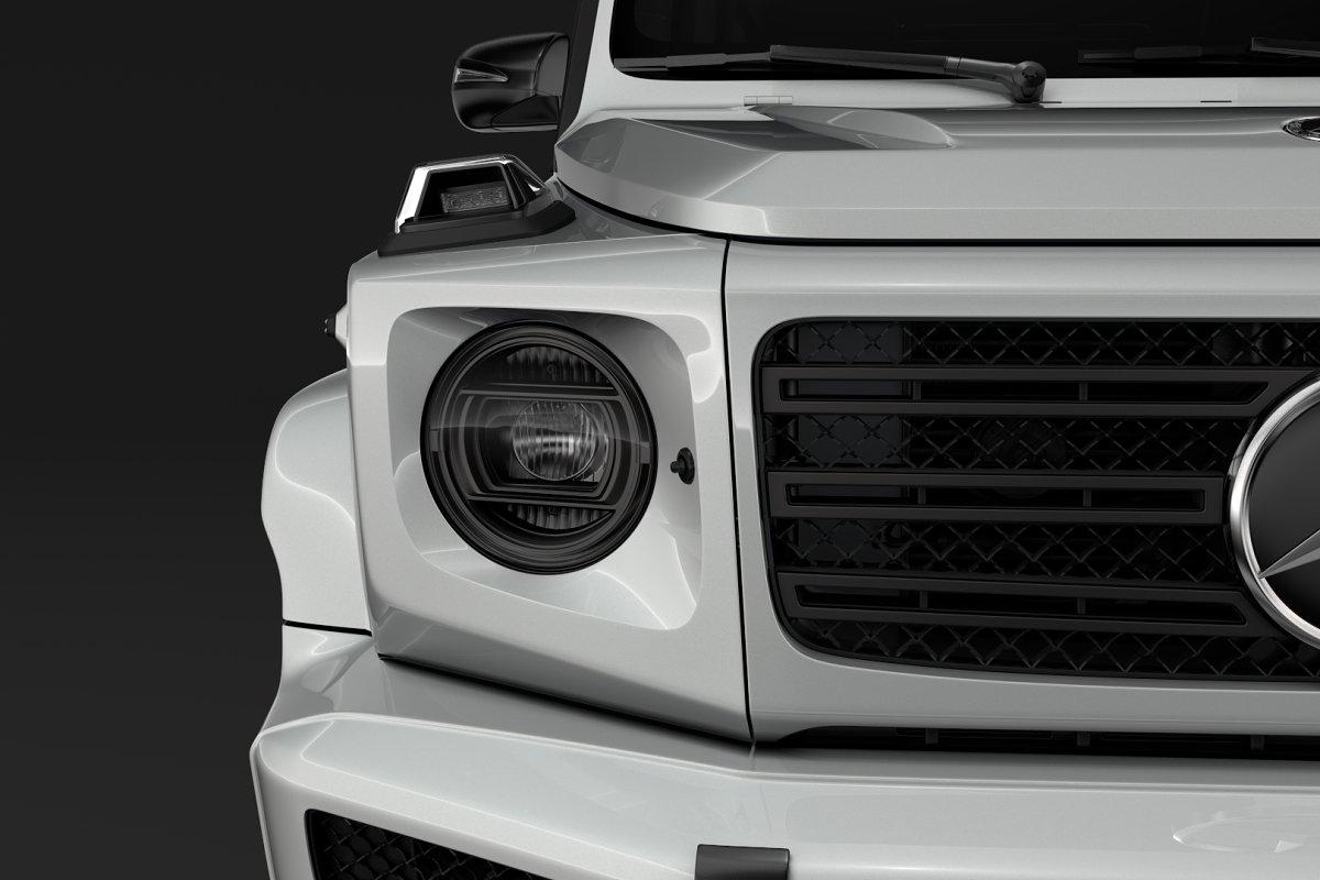 Mercedes Benz G 350d AMG Line W464