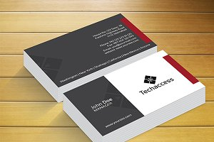 Techaccess Business Card
