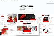 Stroue - Keynote Template