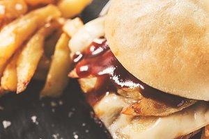 Street burger