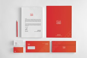 Red Cubes Corporate Identity