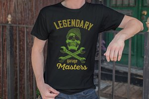 Legendary garage Masters T-Shirt
