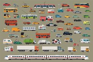 Urban Traffic Set Bundle