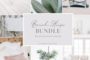 Beach House Styled Stock Photos