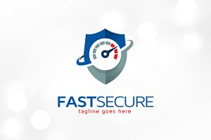 Fast Secure Logo Template