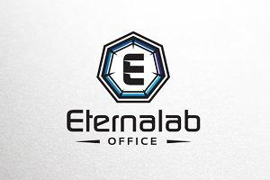 Letter E Logo Template