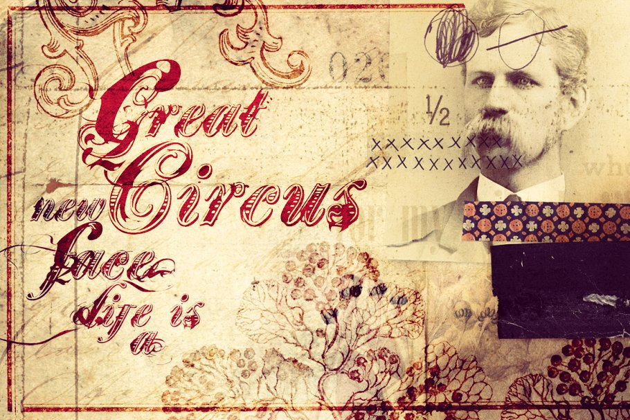 Great Circus 40% OFF