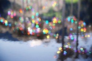 Swarovski crystals sparkling water