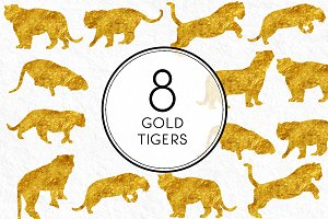 Gold Tigers