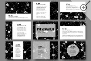 Molecular templates for presentation