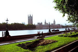 Palace of Westminster | River Thames