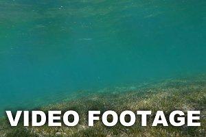 Quiet underwater traveling