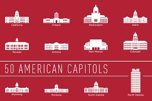 US State Capitol Buildings
