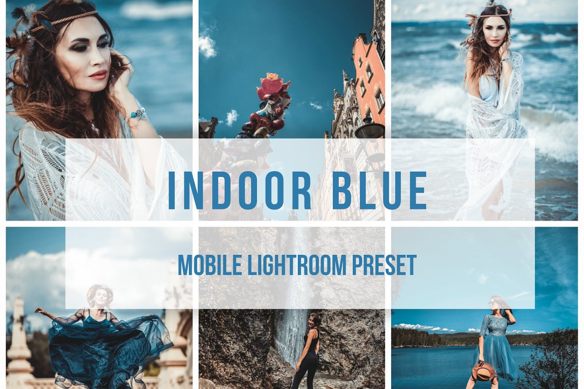 Lightroom mobile presets
