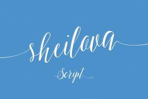 Sheilova Script (60% off)