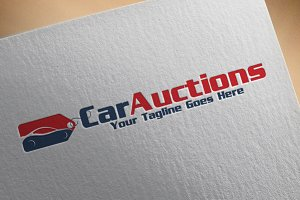 Car Auctions Logo