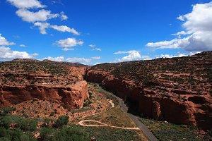 Stunning Canyons of Utah