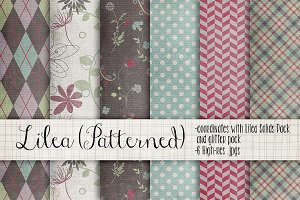 Lilea Pattern Papers