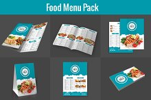 Food Menu Pack