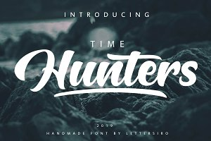 Time Hunters