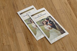 Wedding Photography  Brochure-V173