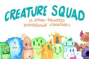 Creature Squad