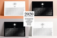 Moon Calendar 2020 by  in Stationery