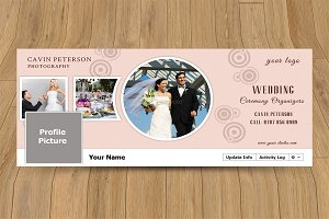 wedding photography Facebook cover