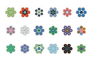 Miniature motifs