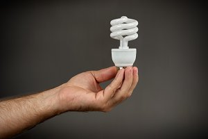 Energy-saving bulb CFL