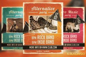 Alternative Party Flyer