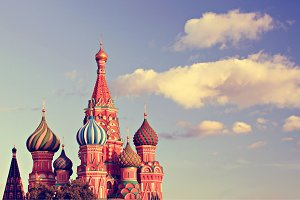 Dreamy Moscow