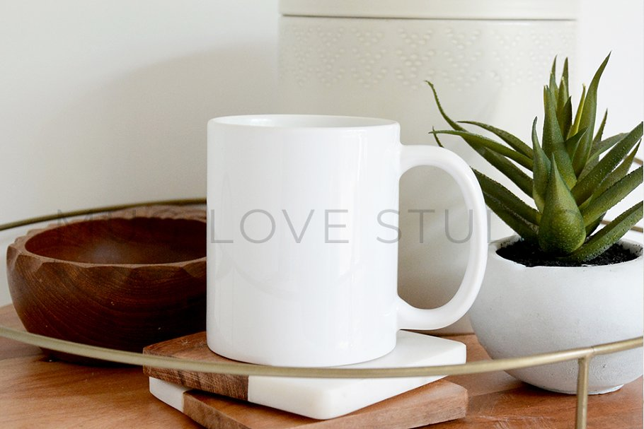 Mug Styled Stock Photo | 12