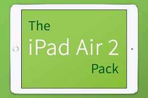 iPad Air 2 Vector Pack