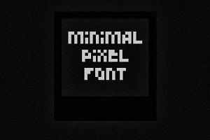 Minimal Pixel Font