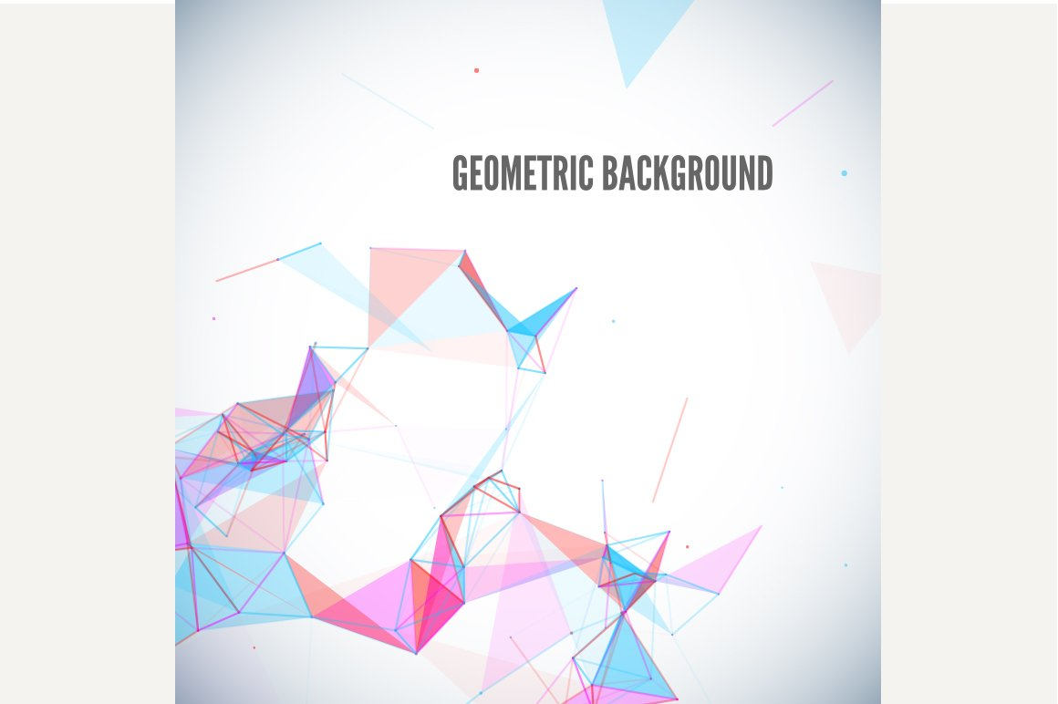 abstract geometric background graphics creative market