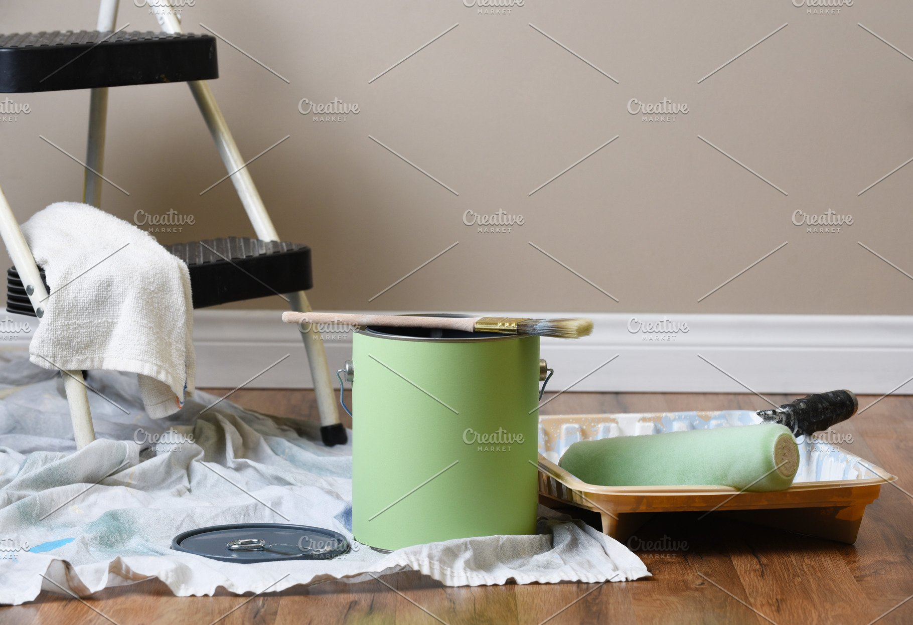 Equipment For Painting And Interior