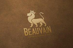 Beauvain - Logo