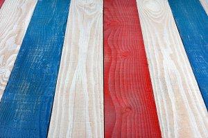 Patriotic Painted Boards